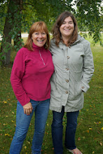Photo: Mary Dickinson Cashin and daughter Lauren Faulhaber