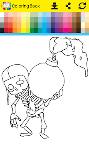 Download Coloring Book For Clash PC Windows And Mac Apk Screenshot 18