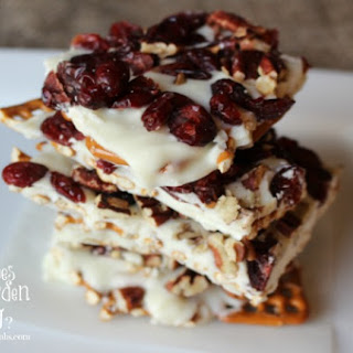 Cranberry Nut Bark Recipes