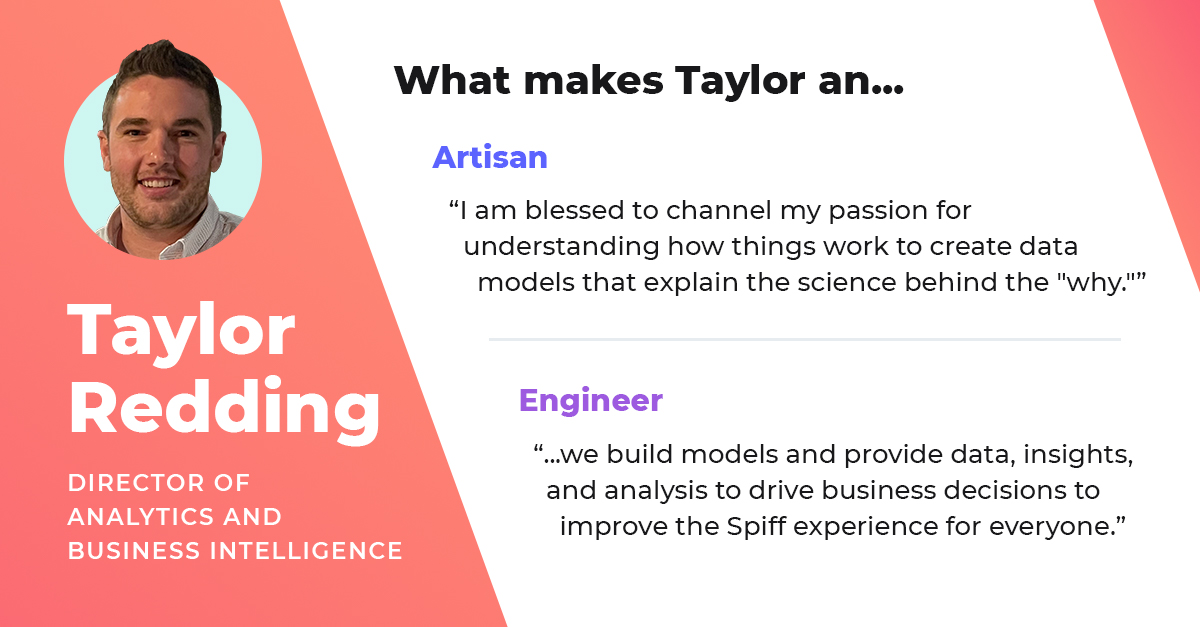 taylor redding director of analytics and business intelligence