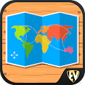 World Geography Dictionary icon
