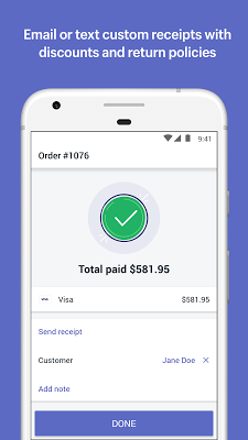 Shopify POS — Point of Sale - screenshot