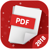 PDF Reader & PDF File Viewer with Text Editor