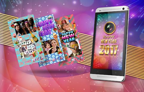New Year Greeting Cards- screenshot thumbnail