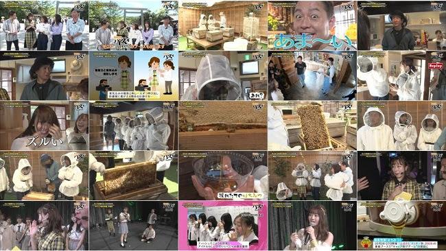 [TV-Variety] SKE48のバズらせます!! ep29 (2019.10.15)