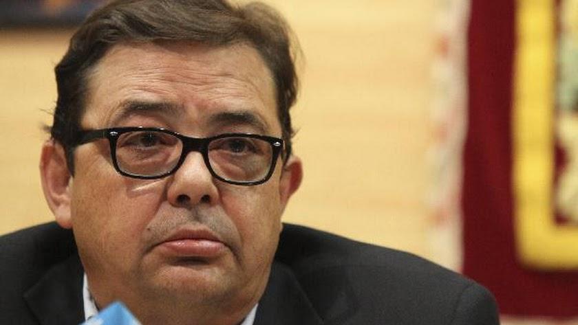 Nicasio Marín fue agredido el viernes en Torrecárdenas.