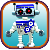 RoboTalking virtual pet robot