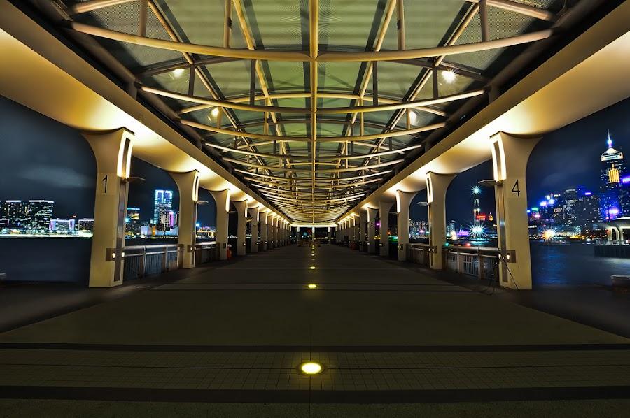 Pier 4 by Giovanni MIrabueno - City,  Street & Park  Vistas