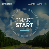 Screenshot of Directed SmartStart