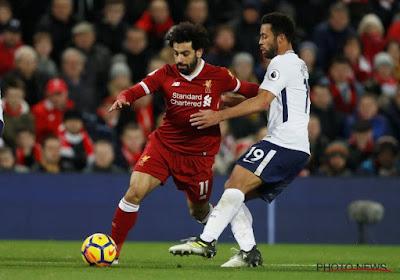 Fin de match folle entre Liverpool et Tottenham !