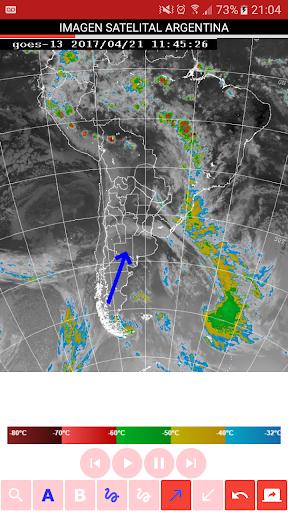 Imagen Satelital Argentina 4.9 screenshots 4