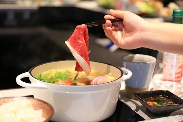 有你真好火鍋沙龍:食材新鮮價位親民,吃得到新鮮食物原味,還使用日本Vermicular鑄鐵鍋