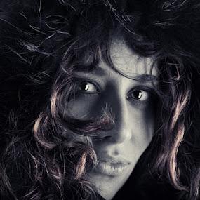 Olja by Bojan Dzodan - People Portraits of Women