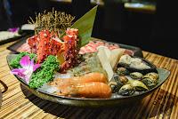 澄日式精緻料理帝王蟹鍋物