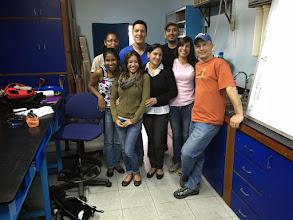 Photo: Students at UPEL.