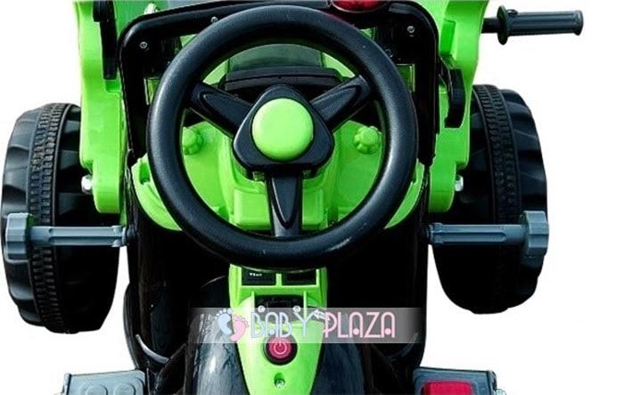 Xe điện công trình dành cho bé JS328A 8