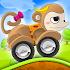 Animal Cars Kids Racing Game