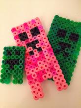 Photo: Minecraft fjölskylda