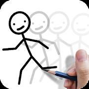 Stickman: draw animation