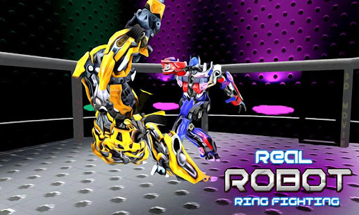 Game Real Robot Ring Fighting APK for Windows Phone