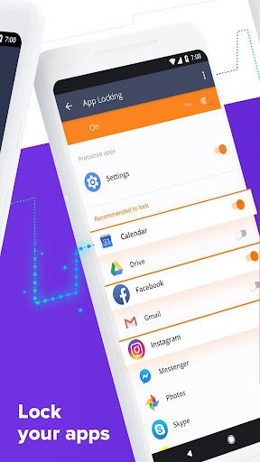 Avast Antivirus u2013 Mobile Security & Virus Cleaner 6.28.1 screenshots 4