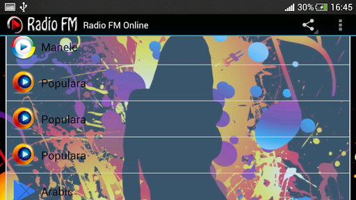 Radio FM Online :All Genres