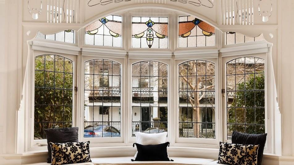 'Murnell' - Modern Art Nouveau Villa C1909