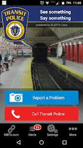 MBTA See Say screenshot 0