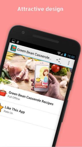 Green Bean Casserole Recipes 1.0 screenshots 1