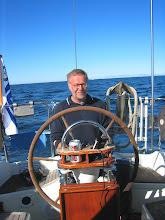 Photo: Ahvenanmeri ylitettiin tänäkin vuonna täysin tyynessä !