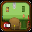 Pear Color Room Escape - Escape Games Mobi 104 icon