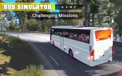 Bus Driving Simulator : Uphill Offroad Bus Driver 1.0.4 screenshots 3