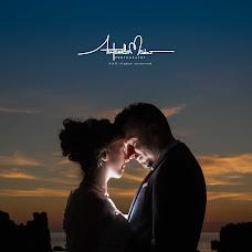 Wedding photographer Antonello Marino (rossozero). Photo of 08.01.2018