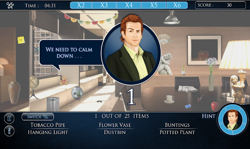 Mystery Case: Haunted House 1 screenshot 3