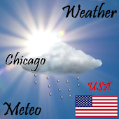 Weather Chicago USA