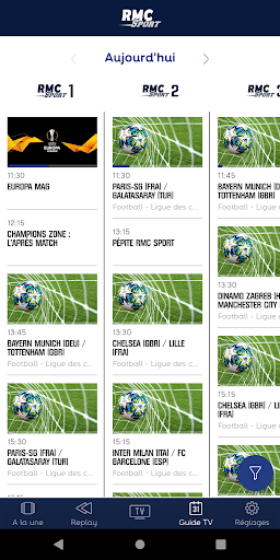 RMC Sport 7.0.3 screenshots 7