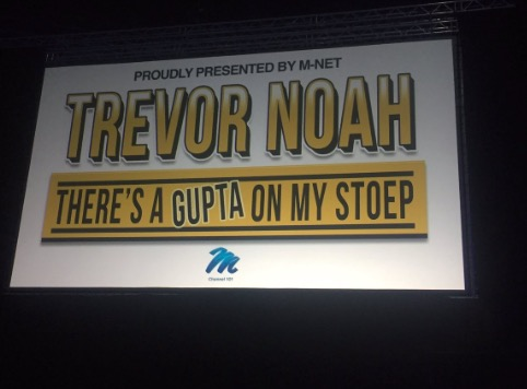 Trevor Noah's show at The Dome was a massive success