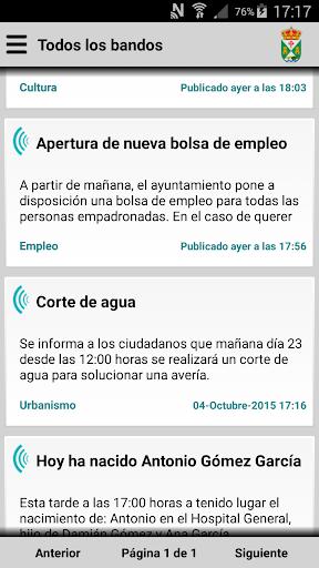 Valencia de las Torres Informa