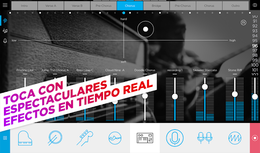 Music Maker JAM - Mixer de beats y loops Screenshot