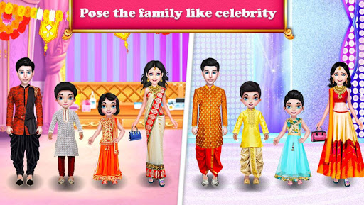 Royal Indian Wedding Dress Up and Makeover Games App Report