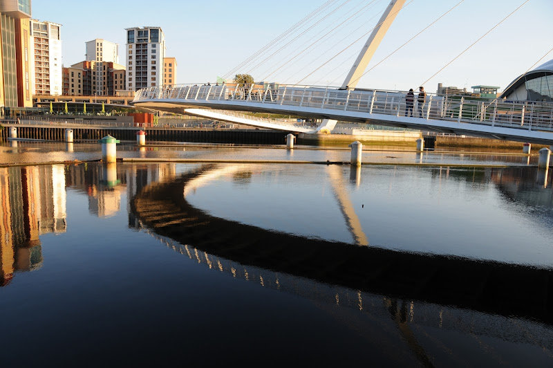 Necastle, il ponte, il fiume di mtan73