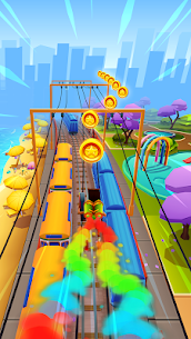 Subway Surfers MOD (Unlimited Coins/Key) [Latest] 4