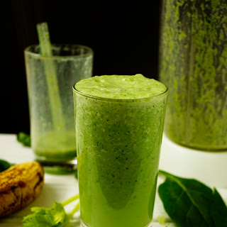 Green Juice to Cleanse Your Body.