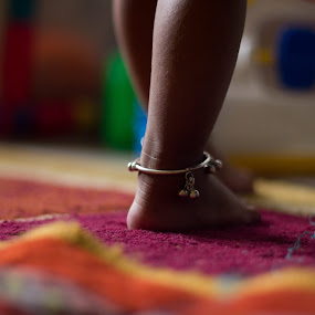 DIsha by Prasanna Natarajan - Babies & Children Hands & Feet