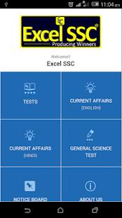 Excel SSC - náhled
