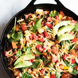 Southwestern Sweet Potato Skillet Recipe