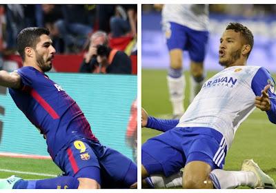 Barcelona dacht aan een naamgenoot als vervanger van de geblesseerde Luis Suarez