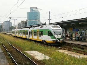 Photo: ER75-012 (KM), Modlin - Warszawa Lotnisko Chopina {Warszawa Zachodnia; 2013-06-14}