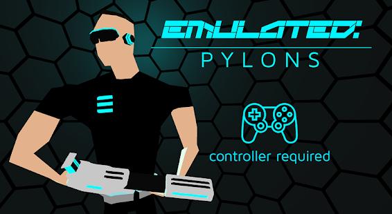 EMULATED: Pylons VR - náhled