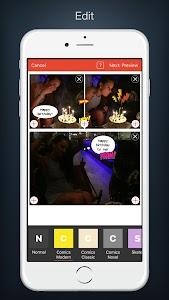 Lomics: Live Comics! screenshot 1